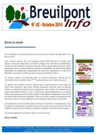 Breuilpont Info Num 42 Oct 2014