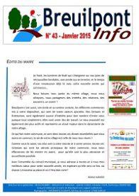 Breuilpont Info Num 43 Janv 2015