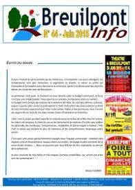 Breuilpont Info Num 44 Juin 2015