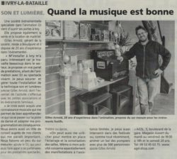 Article AGSL La Dépêche