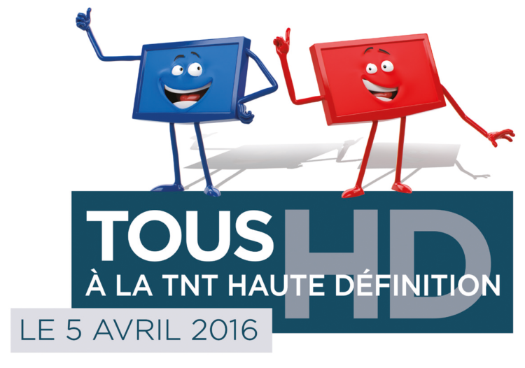 La TNT HD arrive le 5 avril 2016