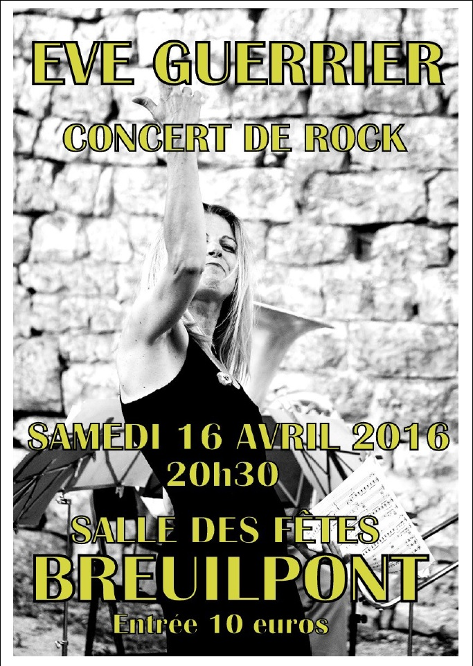 Eve affiche