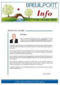 Breuilpont Info Num 48 Oct 2016