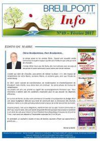 Breuilpont Info Num 49 Fév 2017