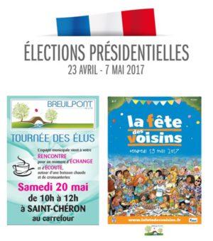 En mai à Breuilpont …