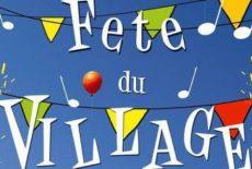 Fête du village !!!