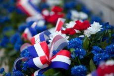 Cérémonie de commémoration du 11 novembre