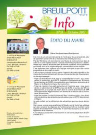 Breuilpont Info Num 51 Oct 2017