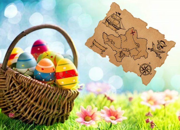 Chasse aux œufs et au trésor