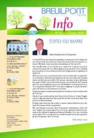Breuilpont Info Num 55 Fév 2019