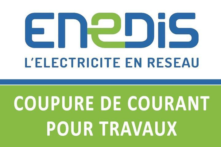 ENEDIS : Coupure de courant