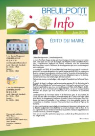 Breuilpont Info Num 56 Juin 2019