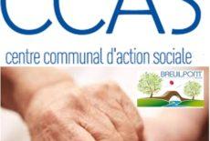 Réunion du Centre Communal d'Action Sociale