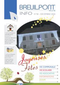 Breuilpont Info Num 58 Déc 2020